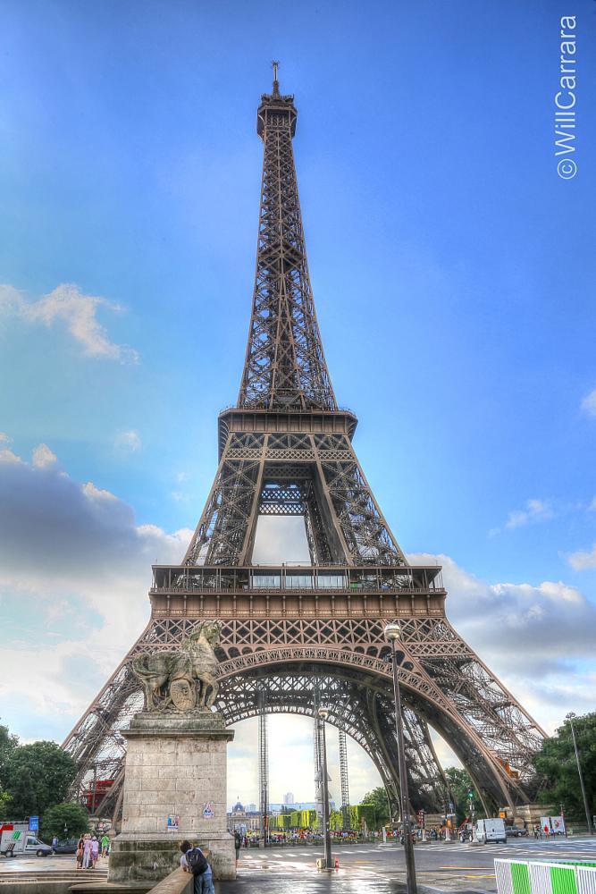Photo in Street Photography #torre eiffel #paris #monumento #frança #europa