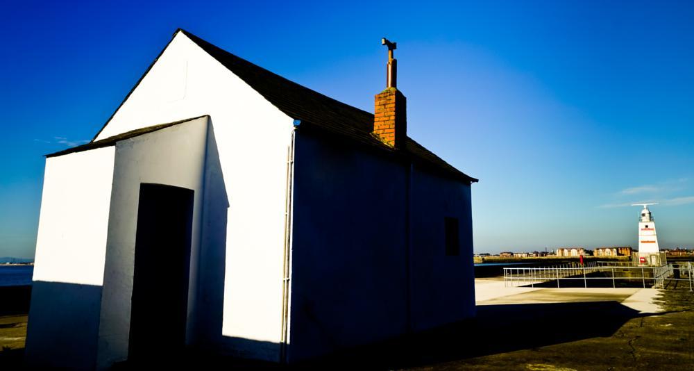 Photo in Random #pier jetty sea boat house