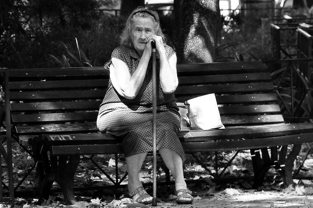 Photo in Black and White #pessoas
