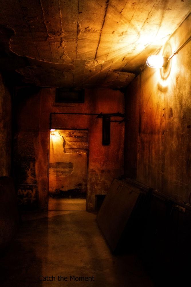 Photo in Architecture #bunker #keller #alt #scary #gruselig