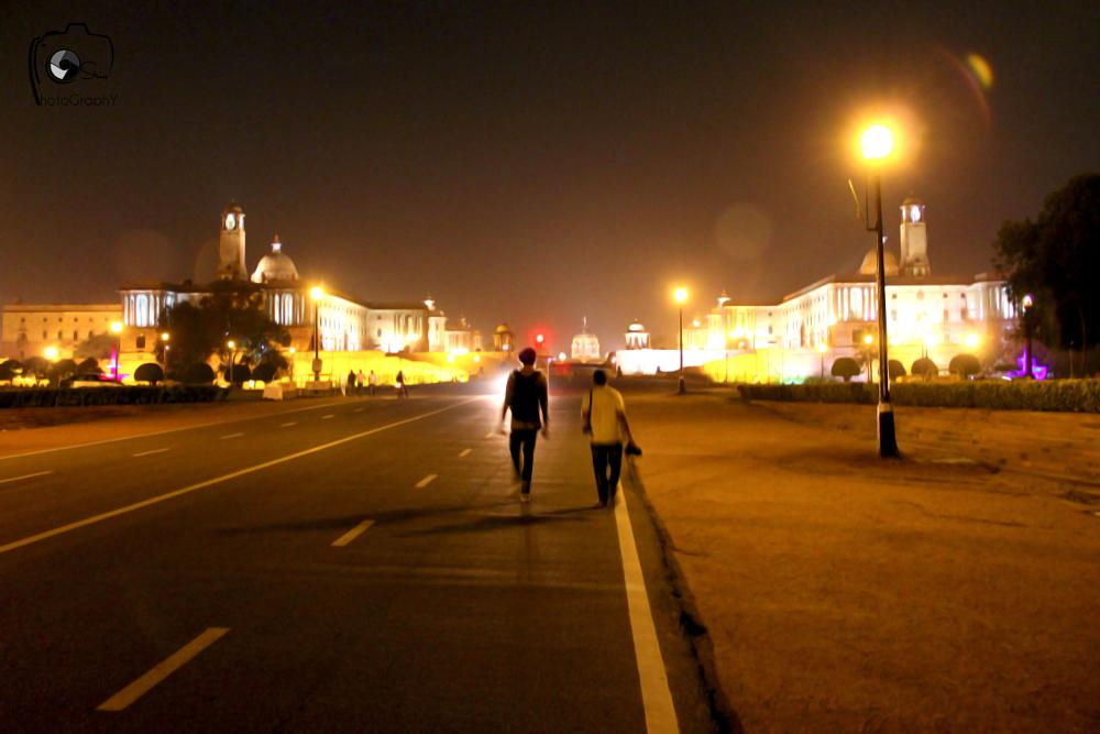 Photo in Cityscape #india gate #photography #cityscape