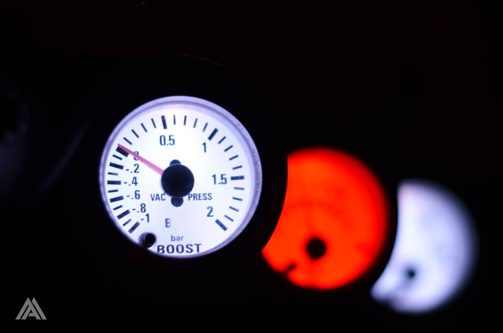 Photo in Vehicle #boost #turbo #pressure #vacuum