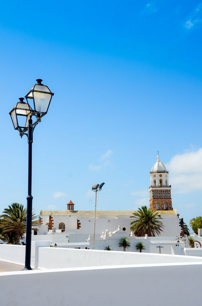 Photo in Random #happy places #teguise #lanzarote #spain #canarias #island #islands #europe #white village