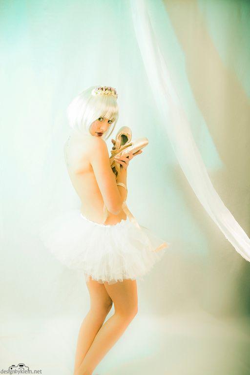 Photo in Fine Art with model Laura Schneider #white #ballett #lovely