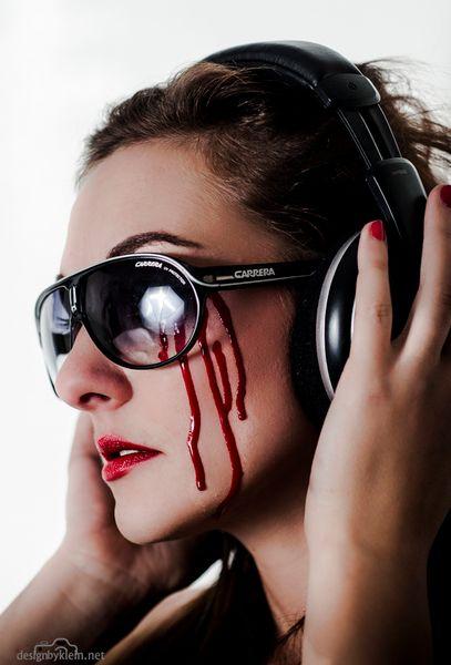 Photo in Fine Art with model Laura Schneider #carrera #music #tears