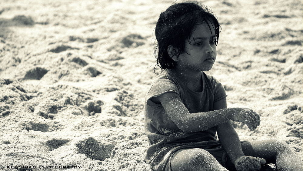 Photo in Street Photography #kid #girl #street #play