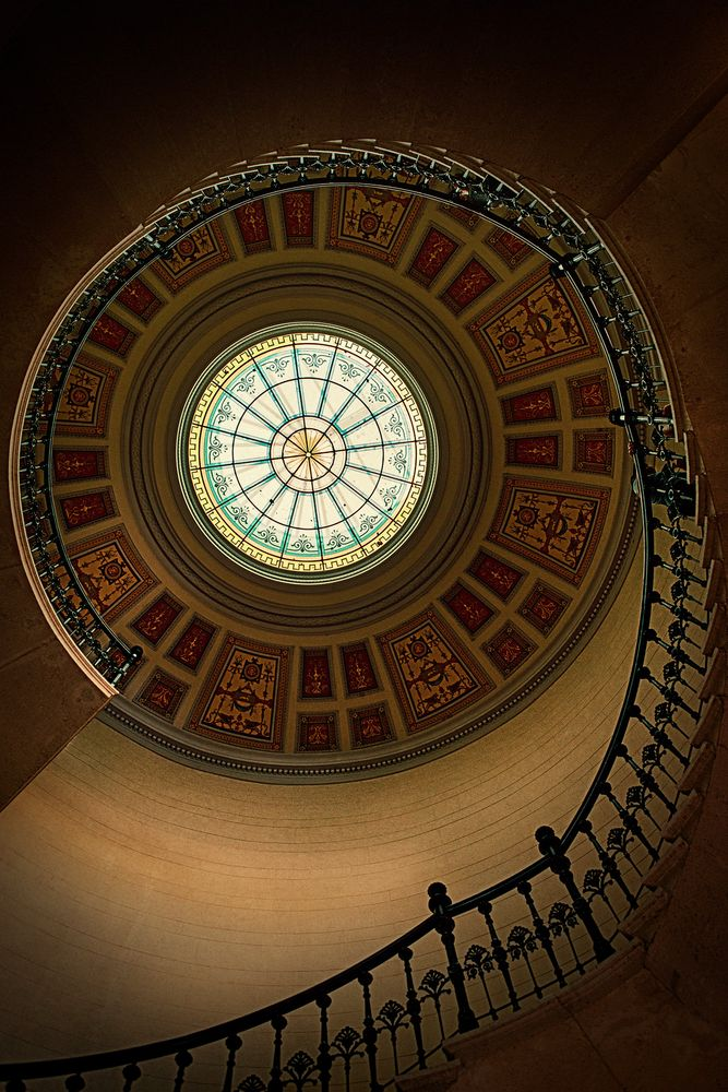 Photo in Architecture #hungary #maggyar #stair #architecture