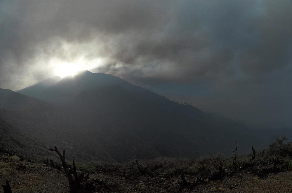 Photo in Landscape #landscape #valcano #nature #travel #sky