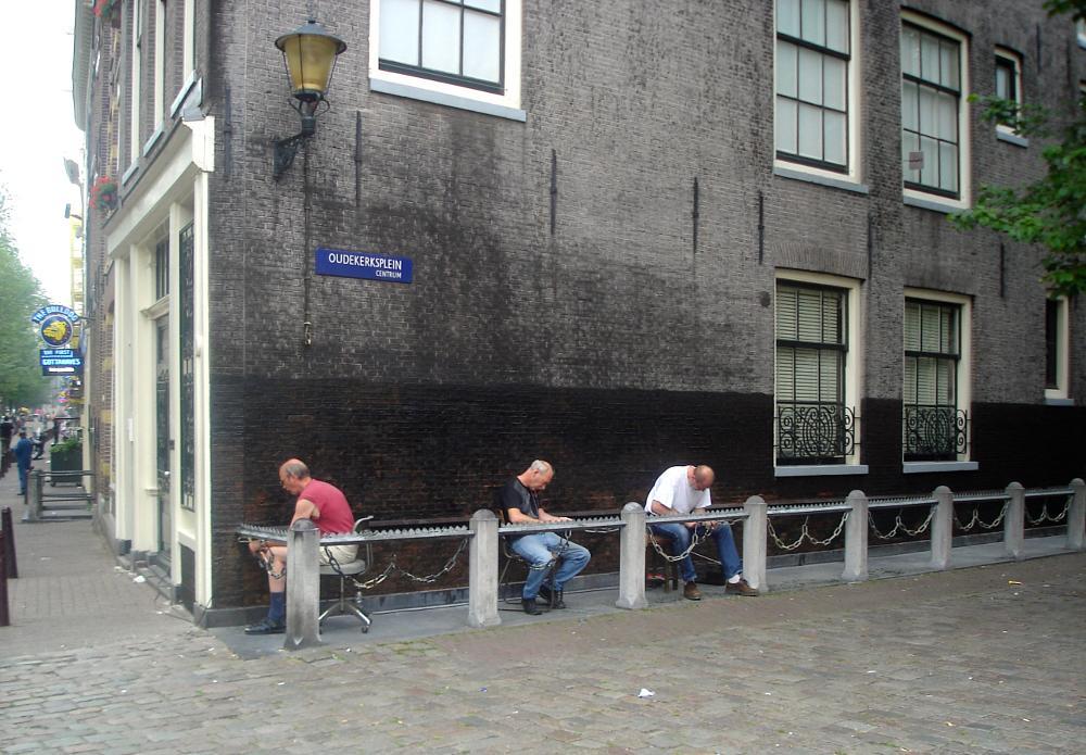 Photo in Random #street #men #people #work