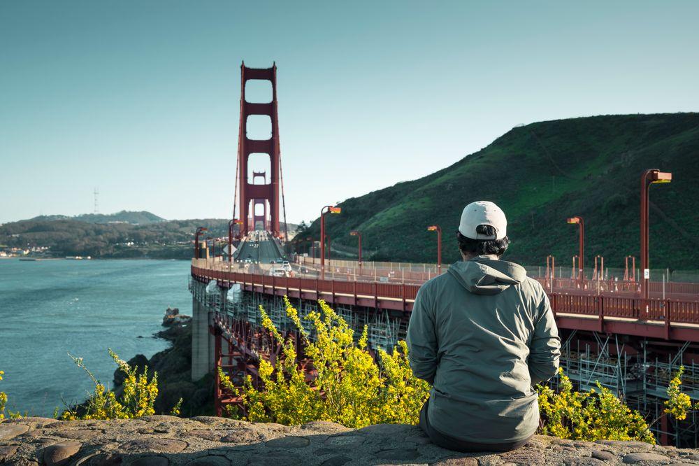 Photo in Nature #san fracisco #sf #bridge #golden gate bridge #california