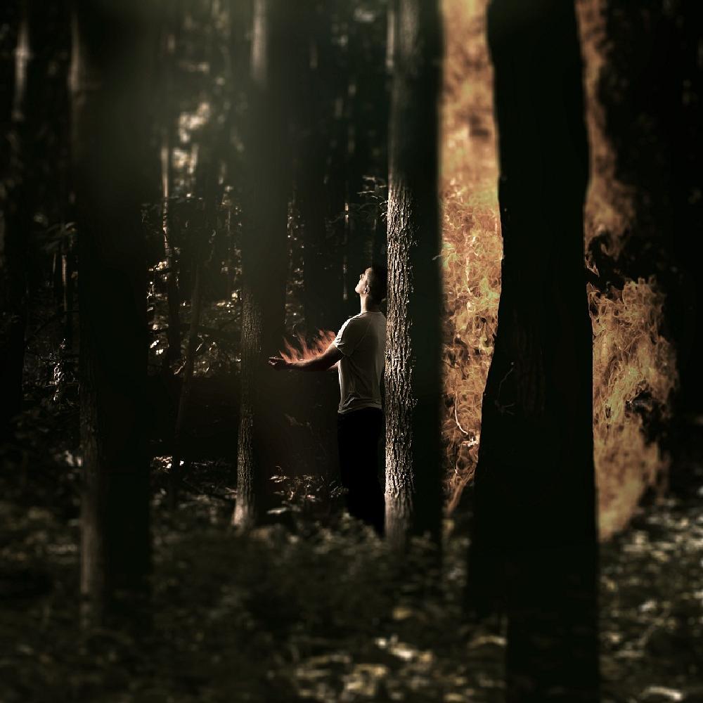 Photo in Random #surreal #boy #nature #conceptual