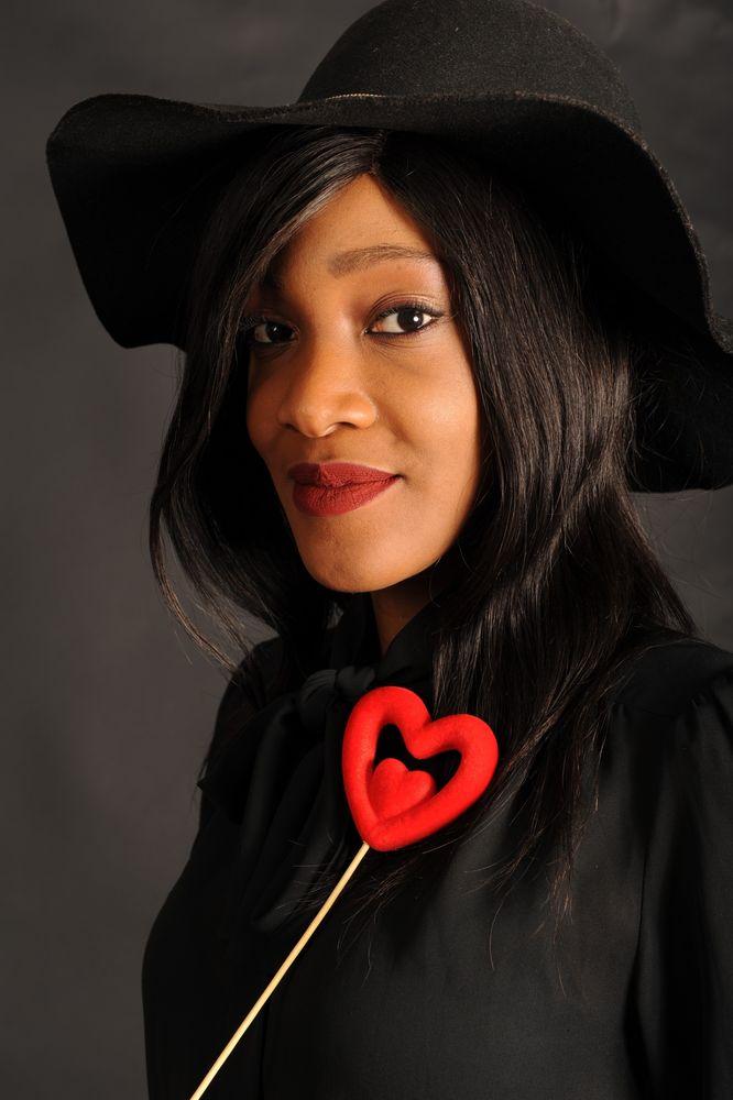 Photo in Portrait #model #portrait #black #blackmodel #blackwoman