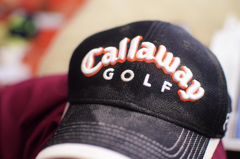 Photo in Random #hat #calloway #golf