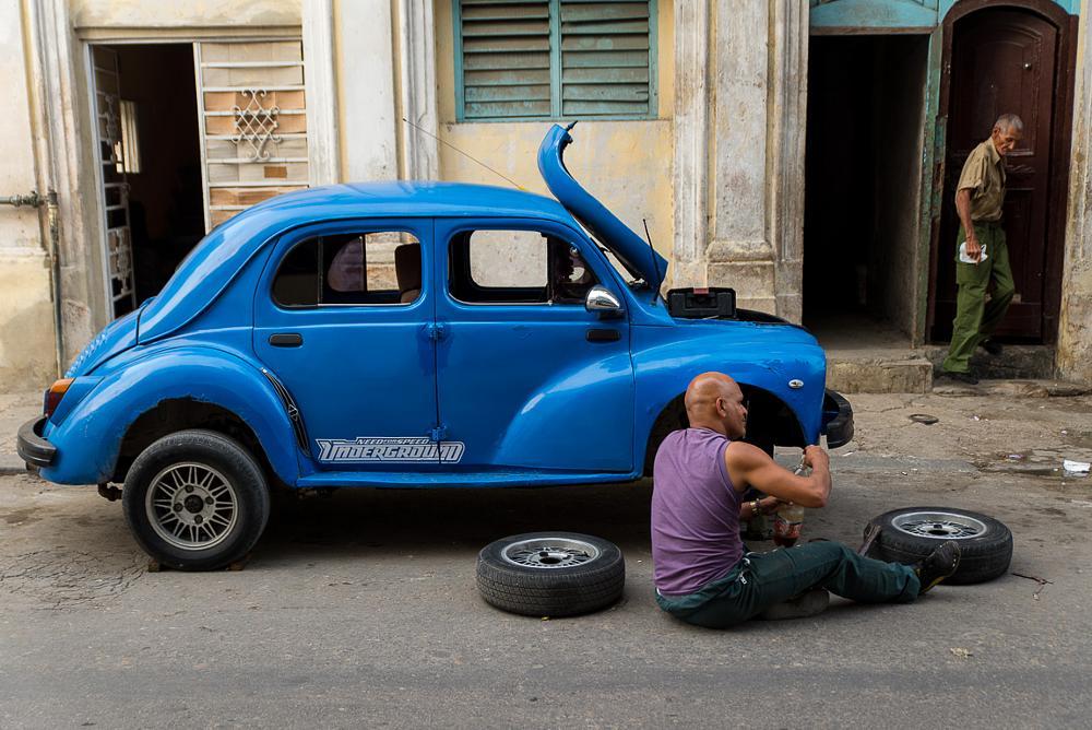 Photo in Street Photography #vintage cars #havana #cuba