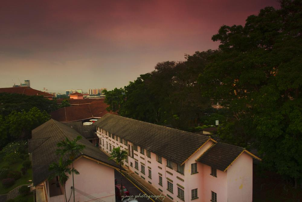 Photo in Architecture #long exposure #malacca