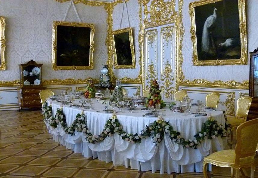 Photo in Interior #екатерининском #frühstücksraum