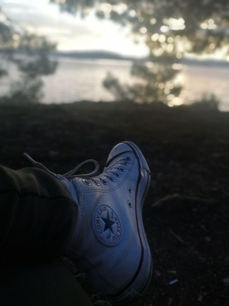 Photo in Random #converse #sea