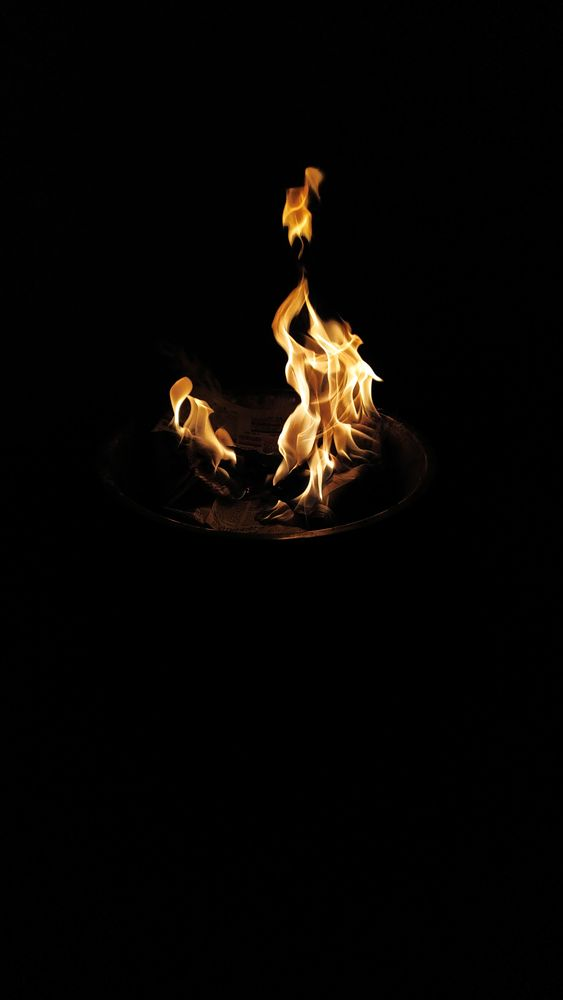 Photo in Random #fire #lowlight photography