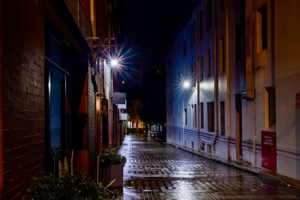 Photo in Random #sydney #alley #rain #urban