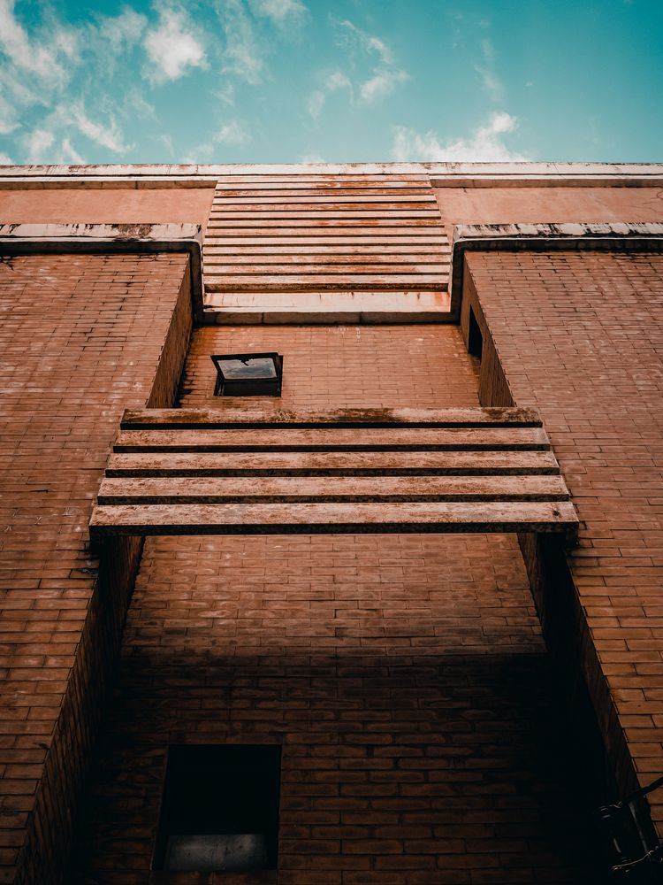 Photo in Architecture #color #contrast #symmetry #architecture #street #buildings