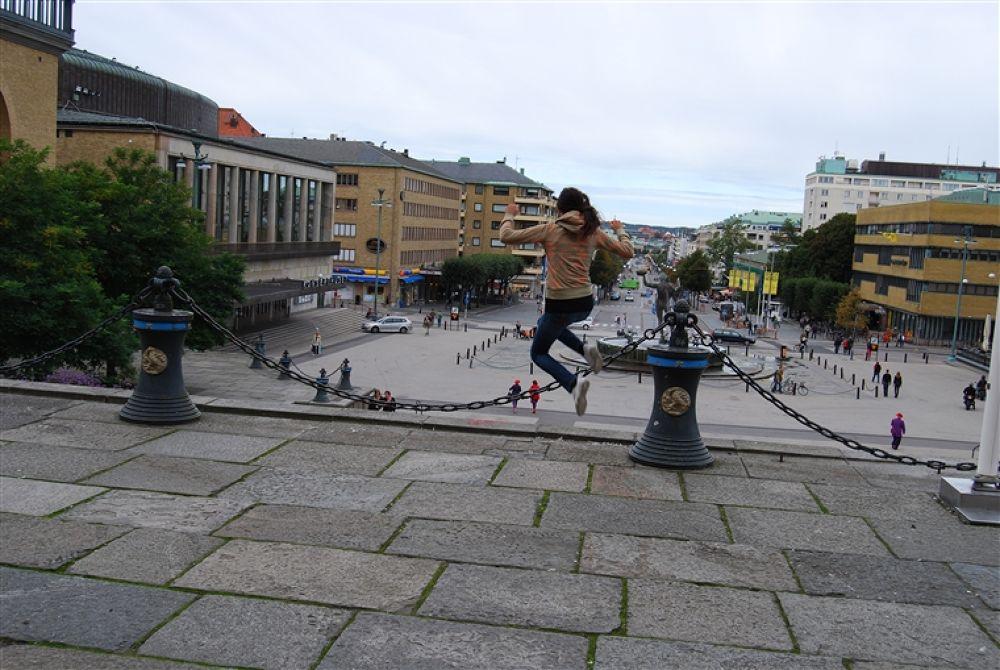 Photo in Random #göteborg #götaplatsen