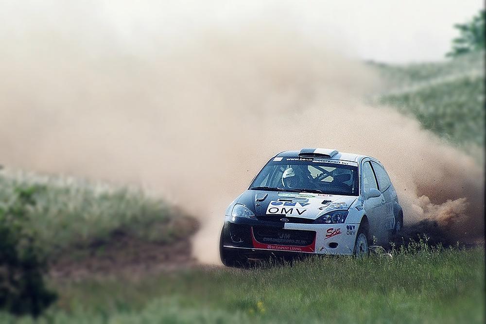 Photo in Sports #rallye #wrc #gravel
