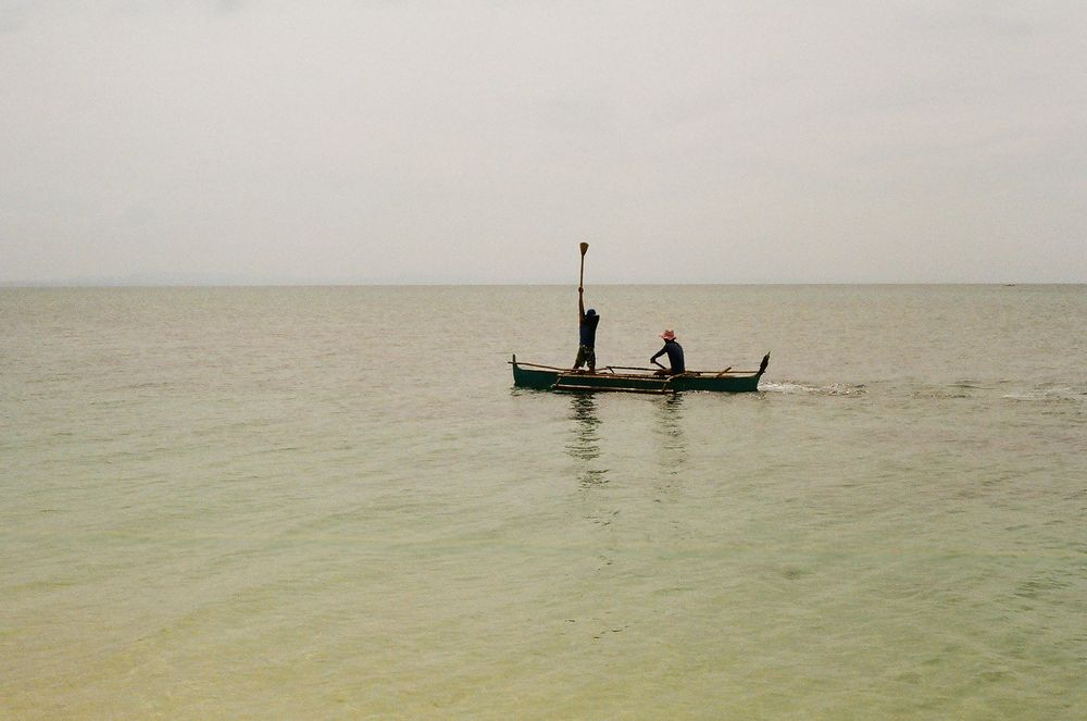 Photo in Travel #sea #analogue #analog #vintage #subtle #travel
