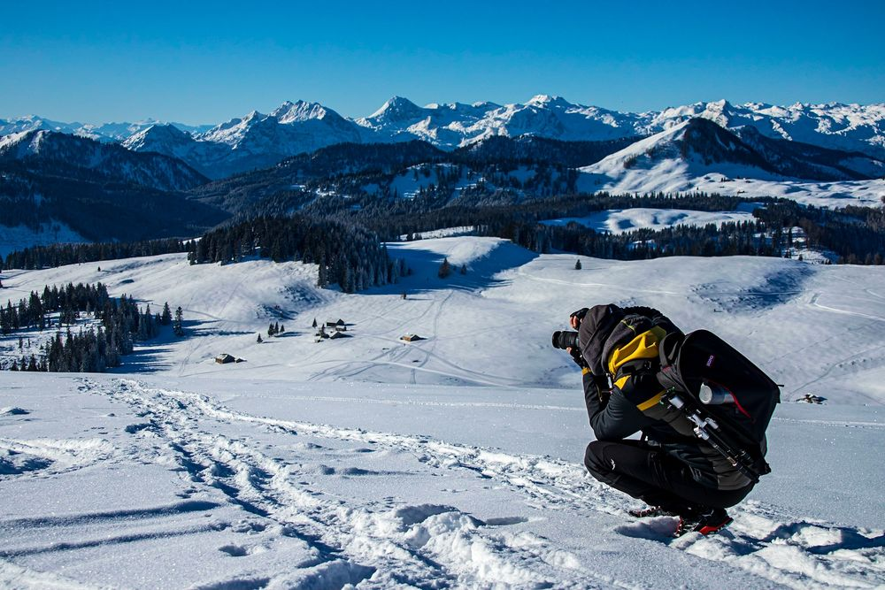 Photo in Landscape #mountains #landscapephotography #natur #snow #austria