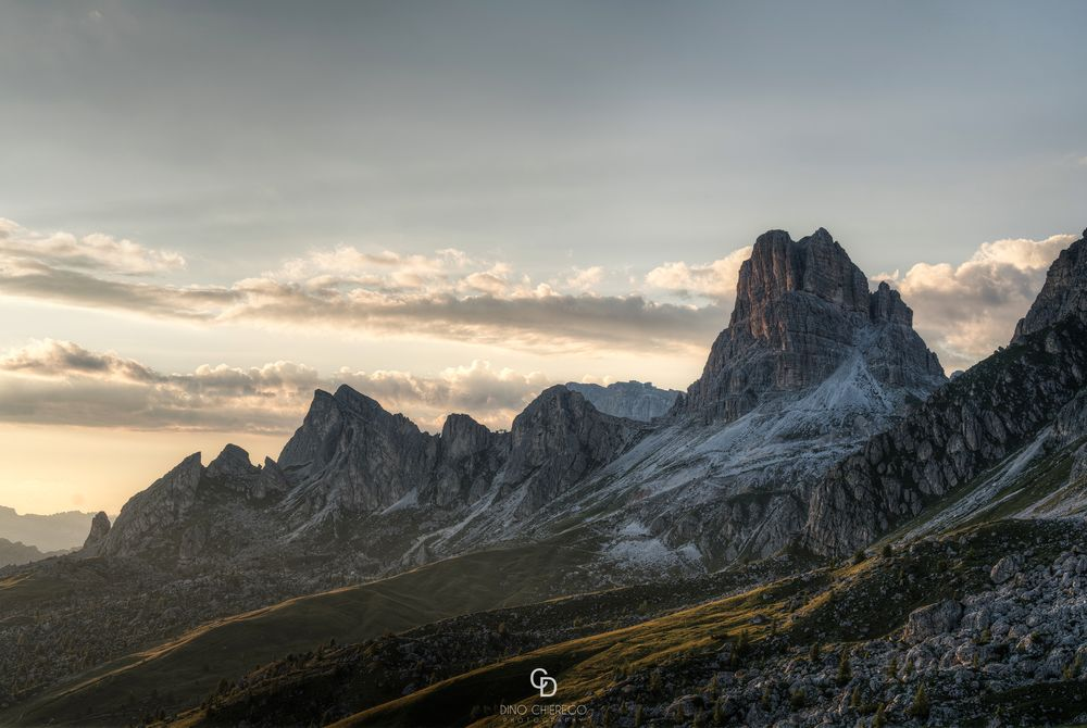 Photo in Landscape #mountain #dolomites #travel #landscape #a7riii #sony #monte averau #passo giau