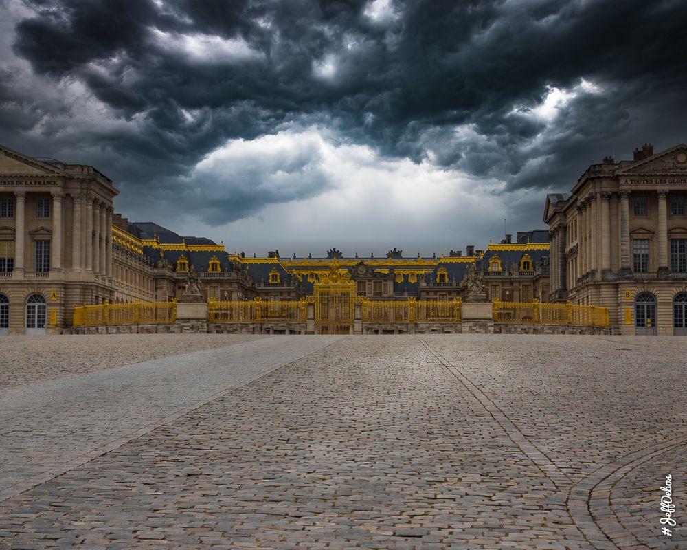 Photo in Architecture #versailles