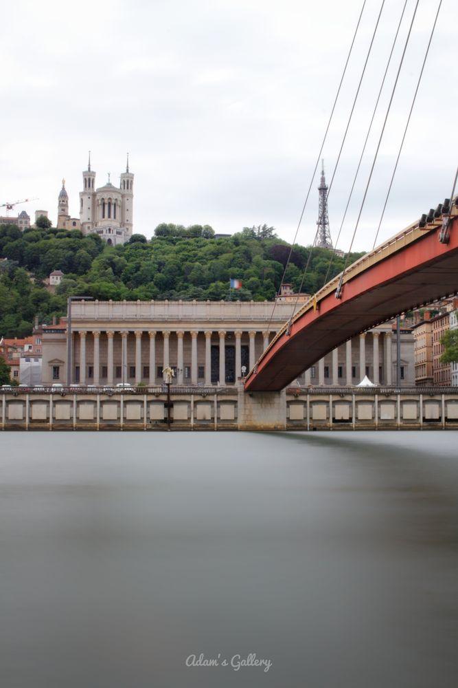Photo in Cityscape #lyon #onlylyon #france #historic #europe #longexposure
