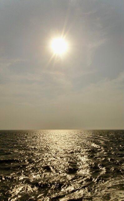 Photo in Nature #wadden #zon #zee #water #eemshaven #borkum #boot