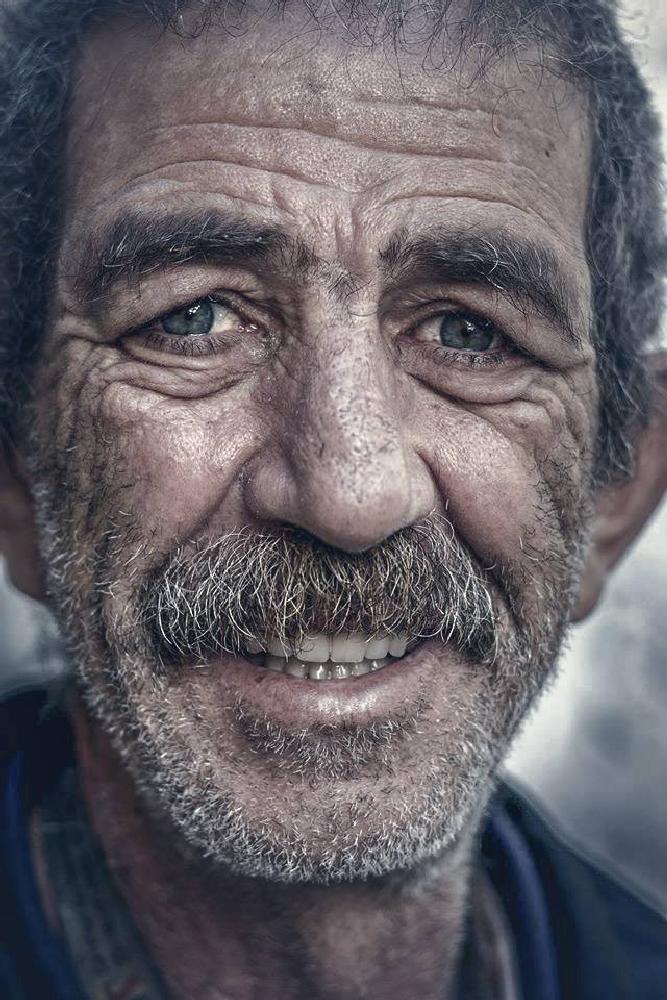 Photo in Portrait #homme #vieux #beau