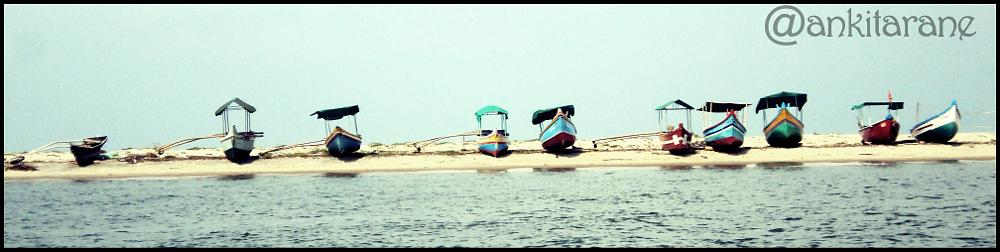 Photo in Travel #boat #beach #india #konkan #sand #heat #sea #sea shore #lovely #beautiful