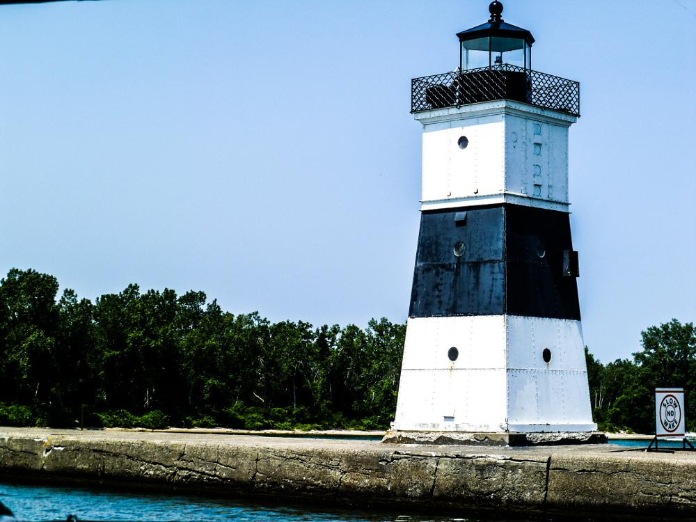 Photo in Travel #lighthouse #greatlakes #lake #water