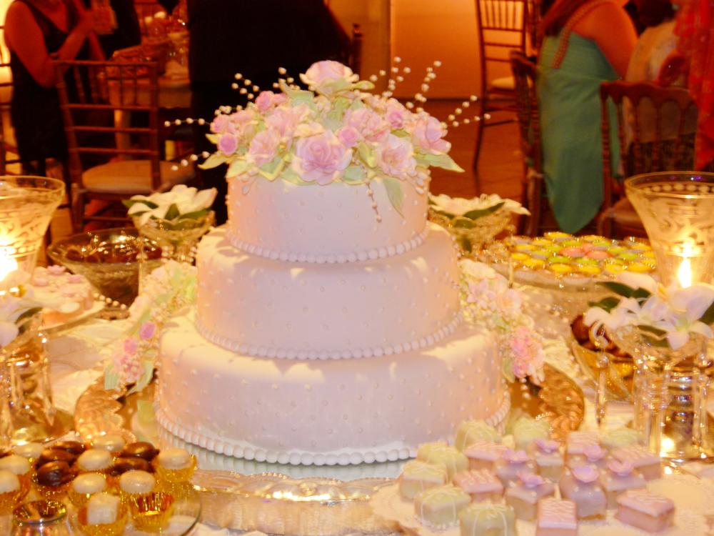 Photo in Wedding #wedding #cake #party #soulmate #life