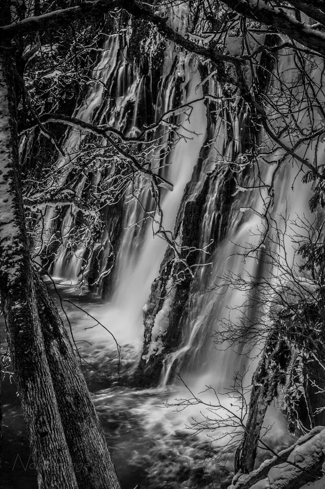 Photo in Landscape #ice #water #falls