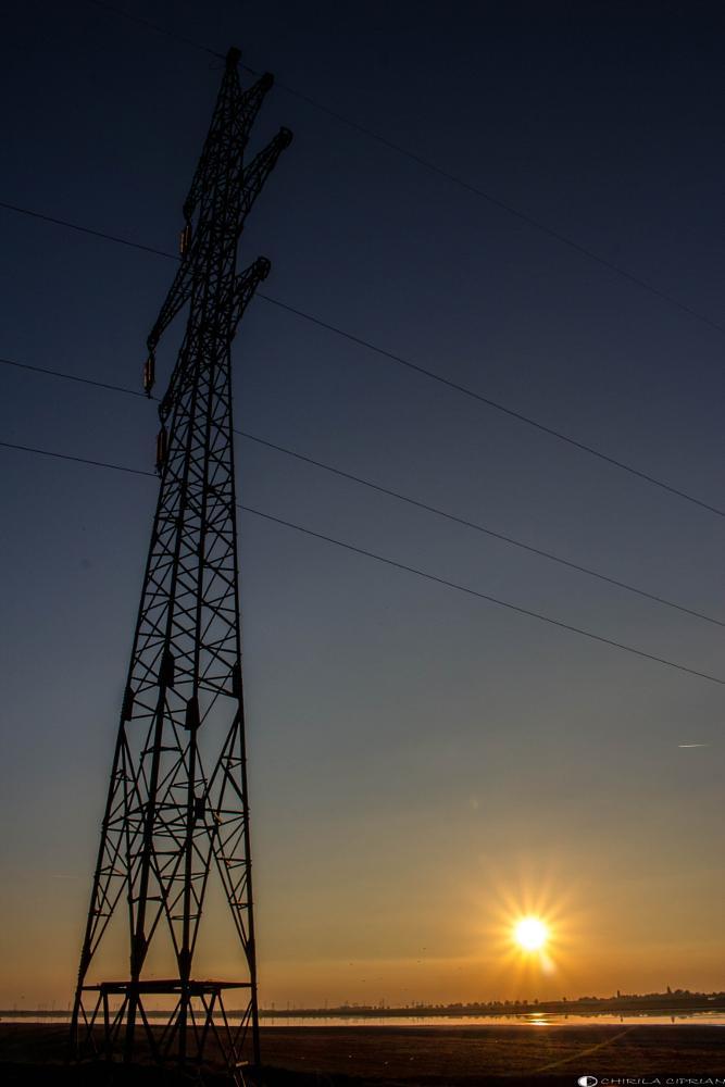 Photo in Random #sun #sunset