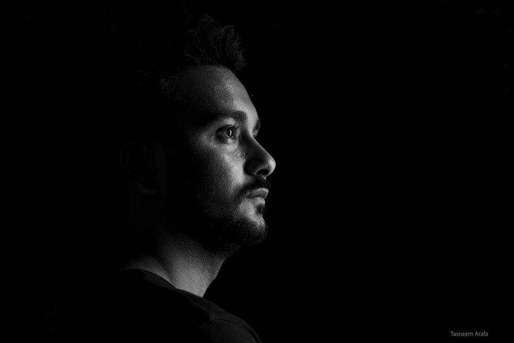 Photo in Black and White #portrait #bw #blackandwhite