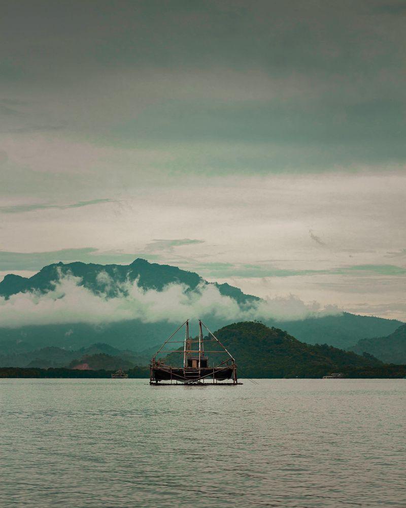 Photo in Random #fish #sea #landscape #dark #travel