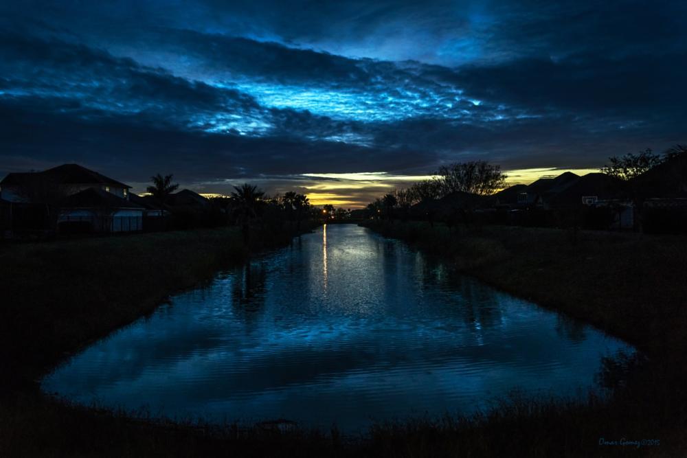 Photo in Landscape #blue #sky #reflection #lake