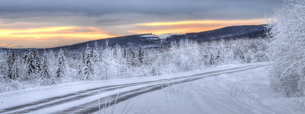 Photo in Landscape #arctic #alaska #america #winter