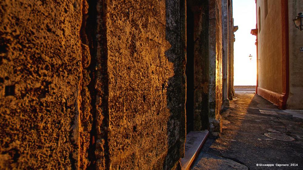 Photo in Random #church #salento #italy #sunset #sun #old