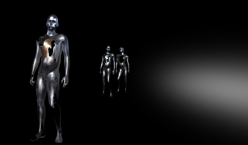 Photo in Fine Art #zami #digital #without #hollowman #umanity