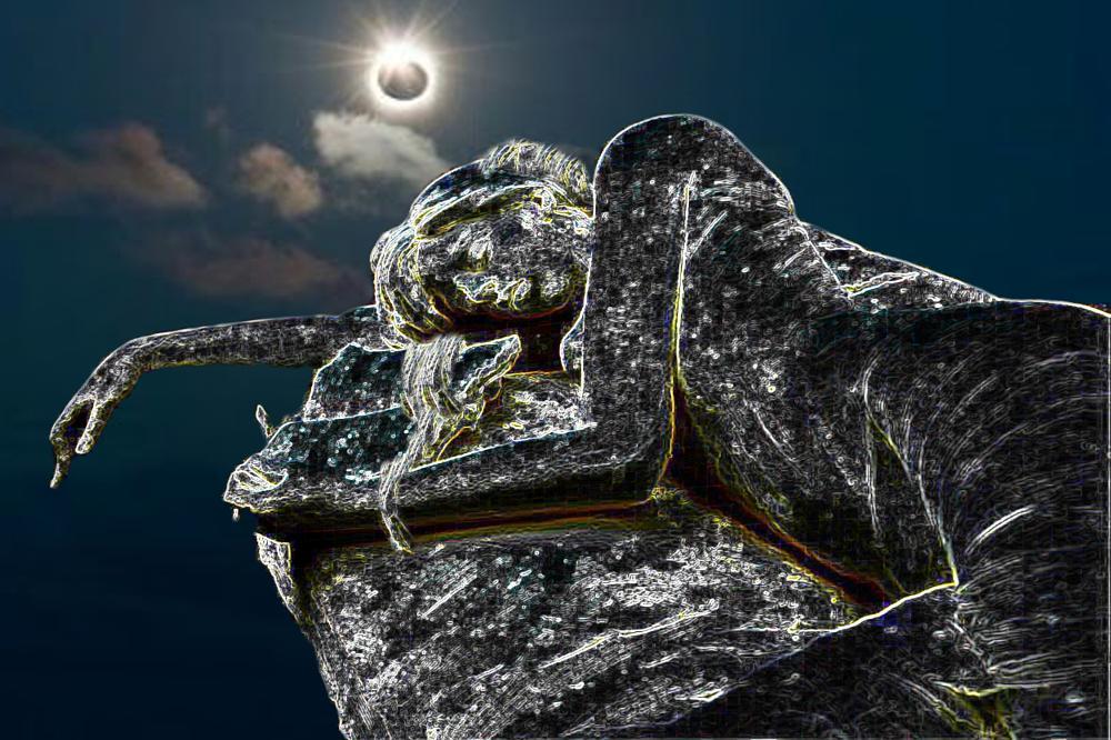 Photo in Fine Art #zami #digital #sleep #dreams