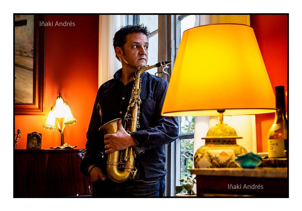 Photo in Portrait #saxofón #saxofonista #music #música