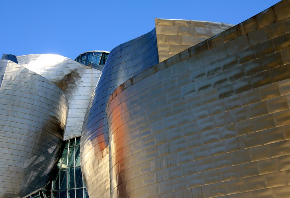 Photo in Architecture #guggenheim #bilbao #spain