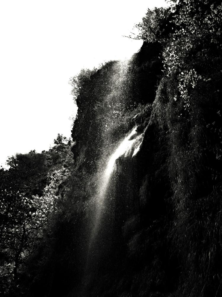 Photo in Landscape #waterfall #nature #water #greece #karpenisi