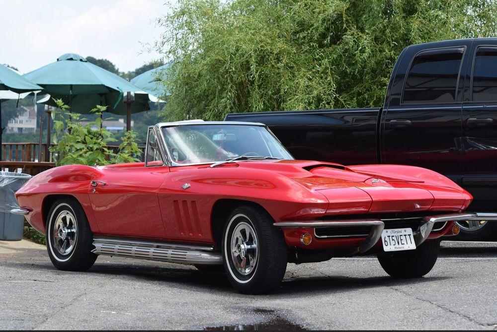 Photo in Vehicle #car #red #corvette #chevrolet #chevy #convertable #nikon d90