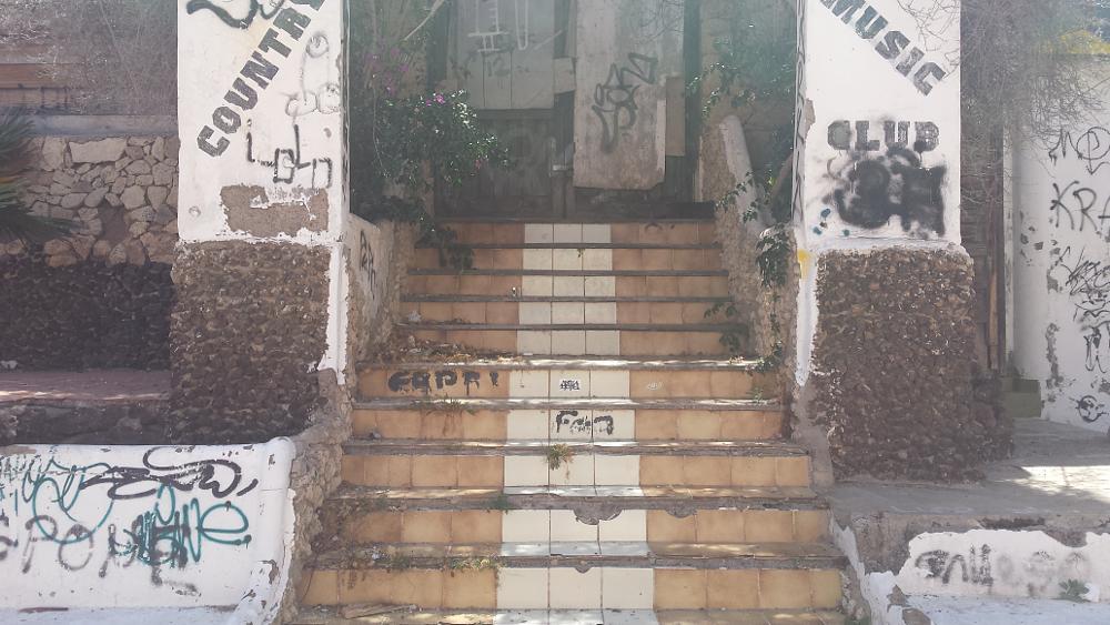 Photo in Random #graffiti #building #derelict